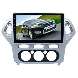 Штатная магнитола для Ford Mondeo 2007-2010 LeTrun 4334-4816 10 дюймов IN Android 10.x 3+32 Gb 8 ядер DSP