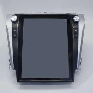 Штатная магнитола Toyota Camry с 2012-2018  год LeTrun 2580 Android 6  экран 12 дюймов Tesla