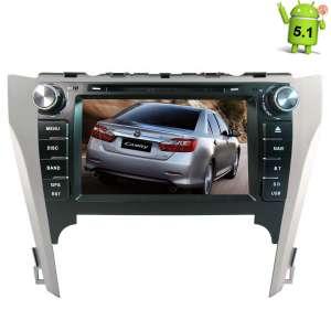 Штатная магнитола Toyota Camry с 2012 года LeTrun 1643 Android 5.1