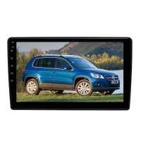 Штатная магнитола для Volkswagen универсальная до 2017 года LeTrun 4476-4560 10 дюймов XY Android 10 MTK-L 2+16 Gb IPS DSP