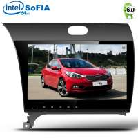 Штатная магнитола Kia Cerato, K3 c 2013 года LeTrun 2180 Intel Android 6.x экран 9 дюймов