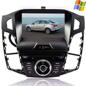 Штатная магнитола Ford Focus 3 LeTrun 1222 GPS