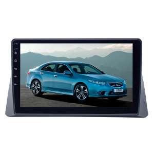 Переходная рамка для Honda Accord 8 ( cu1 cu2 ) LeTrun 3089  под базовую магнитолу 9 дюймов чёрная