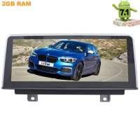 Штатная магнитола BMW 1 series F20 F21 2 series F23  2011-2016 NBT LeTrun 2496 Android 7.1.2 2 Гб