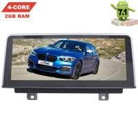 Штатная магнитола BMW 1 series F20 F21 2011-2017 NBT LeTrun 2496 GS Android 7.1.2 2 Гб