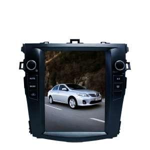 Штатная магнитола Toyota Corolla 2007-2012 г. LeTrun 3095 ZF Android 7.x экран 9.5 дюйма Tesla
