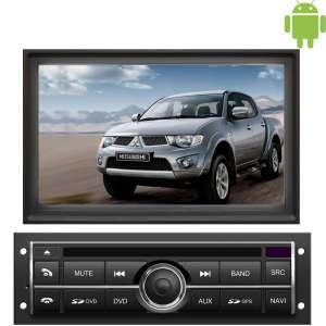 Штатная магнитола Mitsubishi L200, Pajero Sport Winca LeTrun 1681 M094 S160 Android 4.4.4