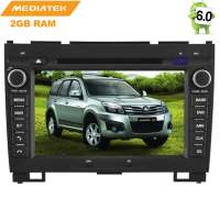 Штатная магнитола Great Wall Hover Haval H3 H5 (до 2014г.) LeTrun 1507  Android 6.0.1 MTK
