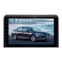 Штатная магнитола для Hyundai Sonata с 2017 года LeTrun 3810-2987 9 дюймов NS Система 360° MTK 2+32 Gb Android 7.x
