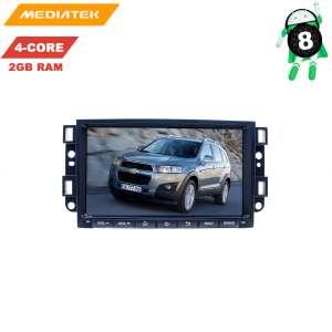 Штатная магнитола Chevrolet Captiva, Epica, Aveo, Suzuki XL7, LeTrun 3007 KD Android 8.x MTK 4G 2+16 Gb