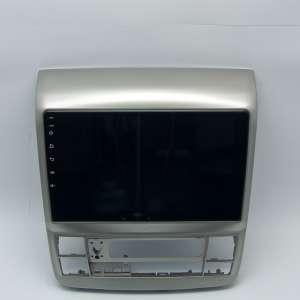 Штатная магнитола для Toyota Alphard 2005-2008 (правый руль) LeTrun 4146-4498 9 дюймов XY Android 10 MTK-L 2+16 Gb IPS