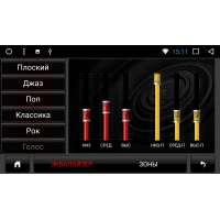 Штатная магнитола Mercedes ML GL (2005-2012) LeTrun 2161 Android 7.1.2 Alwinner экран 9 дюймов