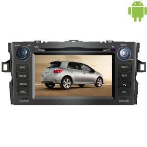 Штатная магнитола Toyota Auris Winca M028 S160 Android 4.4.4
