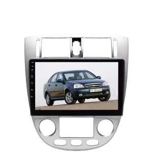 Штатная магнитола для Chevrolet Lacetti 2004-2008 Aveo 2004-2006 (с климат контролем) LeTrun 4120-4463 10 дюймов VT Android 10 MTK-L 2+16 Gb ASP ++