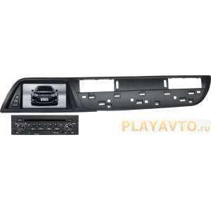 Штатная магнитола Citroen C5 LeTrun GPS, TV, DVD, BT, MP3