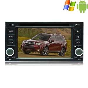 Штатная магнитола Subaru Forester Carpad duos II Android 4.4.4