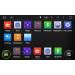 Штатная магнитола Ssangyong Rexton, Rodius с 2014 года Android 4.4.4 LeTrun 1517