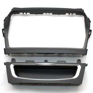 Переходная рамка для Hyundai Santa Fe, IX45 13+ LeTrun 2079  под базовую магнитолу 9 дюймов