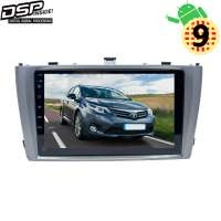 Штатная магнитола Toyota Avensis 2009-2015 LeTrun 3080 KDKD Android 9.x 2+32 Gb DSP