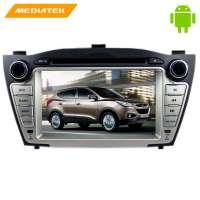 Штатная магнитола Hyundai IX35 LeTrun 2181 Android 4.4.4 MTK