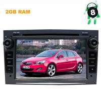 Штатная магнитола Opel Astra, Vectra, Zafira, Corsa LeTrun 2857 Android 9.x MTK-L цвет серый