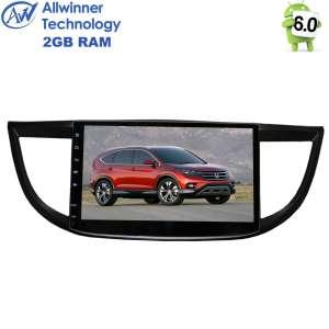 Штатная магнитола Honda CRV с 2012 г LeTrun 2101 Android 6.0.1 Alwinner экран 10,2 дюйма