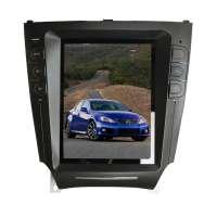 Штатная магнитола Lexus IS250/IS300/IS200 IS220/IS350 2005-2012 LeTrun 3917 KLD 9.7 дюйма Android 9.x 6 ядер DSP Tesla ++